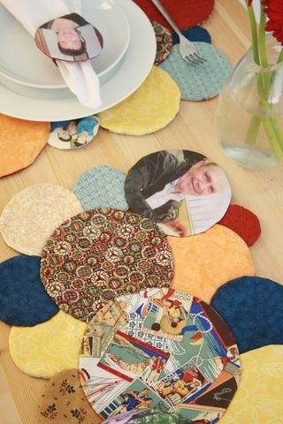 Colleen Babcock Everyday side of Placemat
