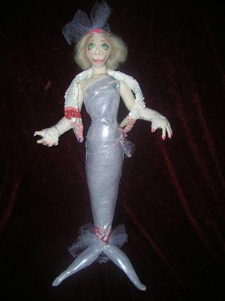 Paulette Fathoms Doll