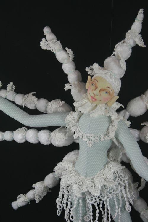 Snowflake Sprite torso