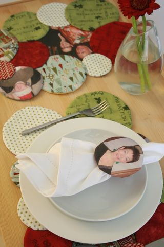 Colleen Babcock Christmas Placemat