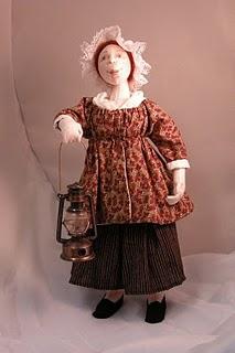 Edwina Sutherland 1812 doll
