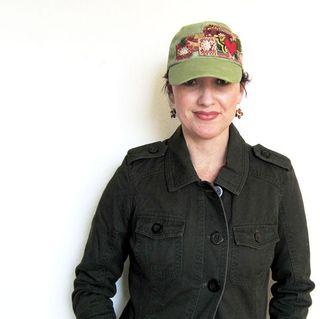 Alisa burke patchwork hat tutorial