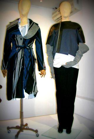 Wool Modern Rick Owens and Vivienne Westwood