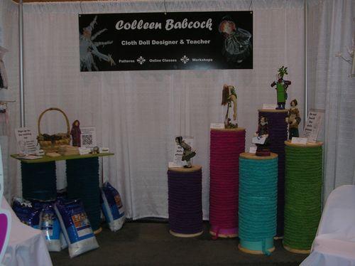 Creativ Festival Doll Maker Colleen Babcock