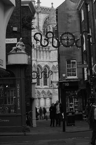 A Spot of Christmas Shopping in York