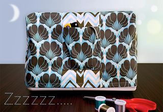 Sewing machine cover tutorial sew4home