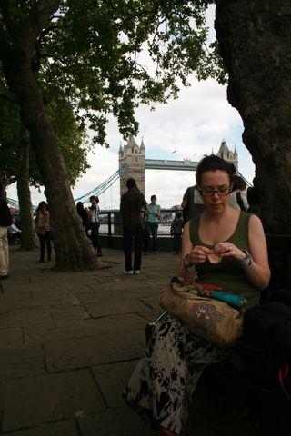 Extreme Doll Making Tower Bridge
