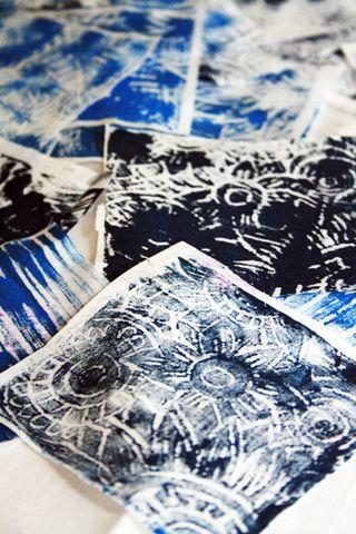 Alisa burke printing onto fabric tutorial
