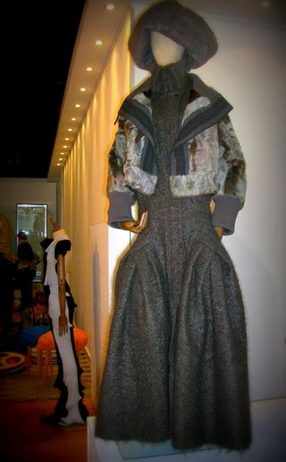 Wool Modern Galliano
