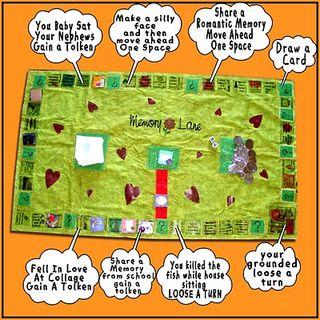 Memory Lane Game