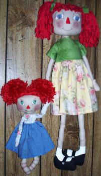 Lillie mae crafts free rag doll patterns