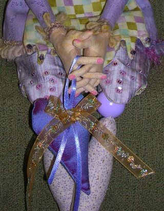 rag doll sewing pattern - SupaPrice.co.uk