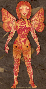 Rose_Fairy-Paper_Art_Doll-Template_Instructions