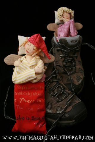 Shoe Deordoriser Fairy Dolls