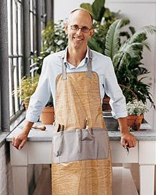 Gardener's apron
