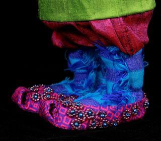 Shoes close-up comp