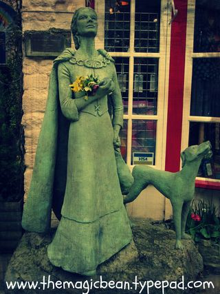 Wise Woman of Wookey Hole