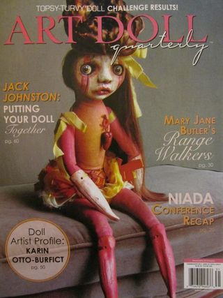 Art Doll Quarterly 003