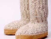 Willobee boots loom knitting free pattern
