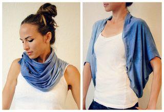Convertible shawl