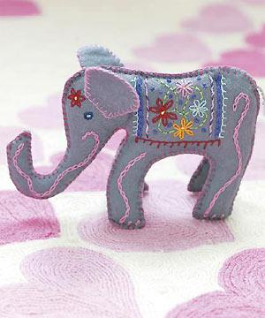 Indian elephant project