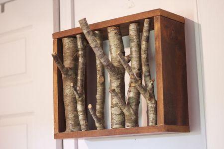 Branch small coat rack