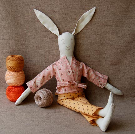 Bunny from purl bee