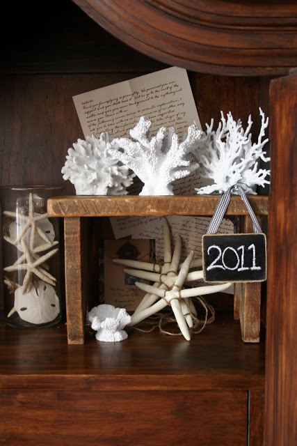 30 minute craft faux coral display