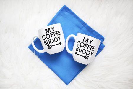 30 minute personalised coffee mugs