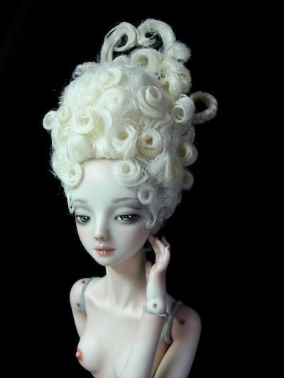 Roccoco wig