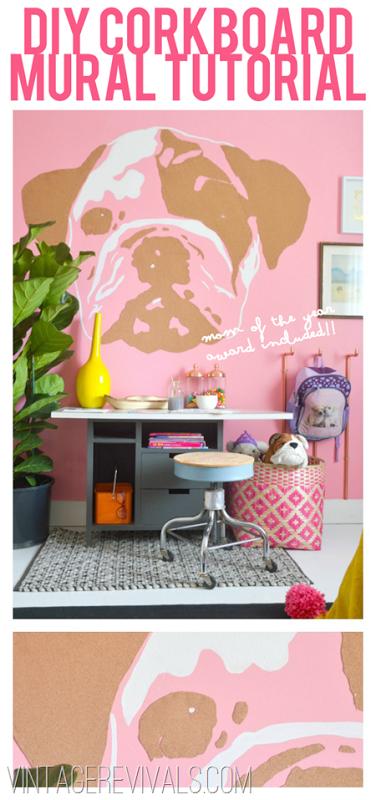DIY Children's Corkboard Mural Tutorial[3]