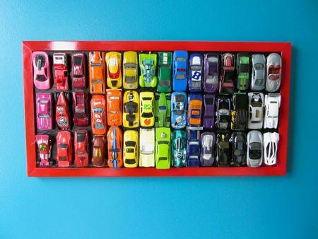 Bold car art
