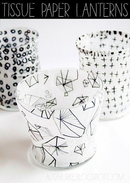 Paper lanterns alisa burke